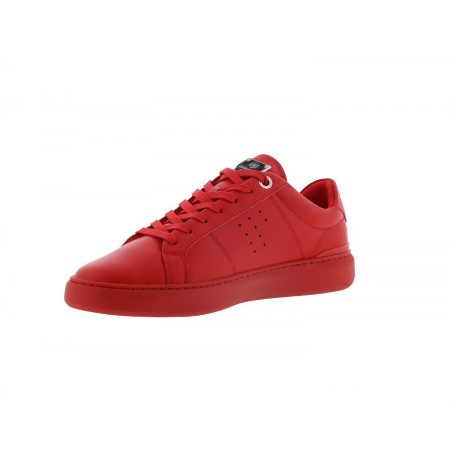 Sneakers Montaigne Rouge