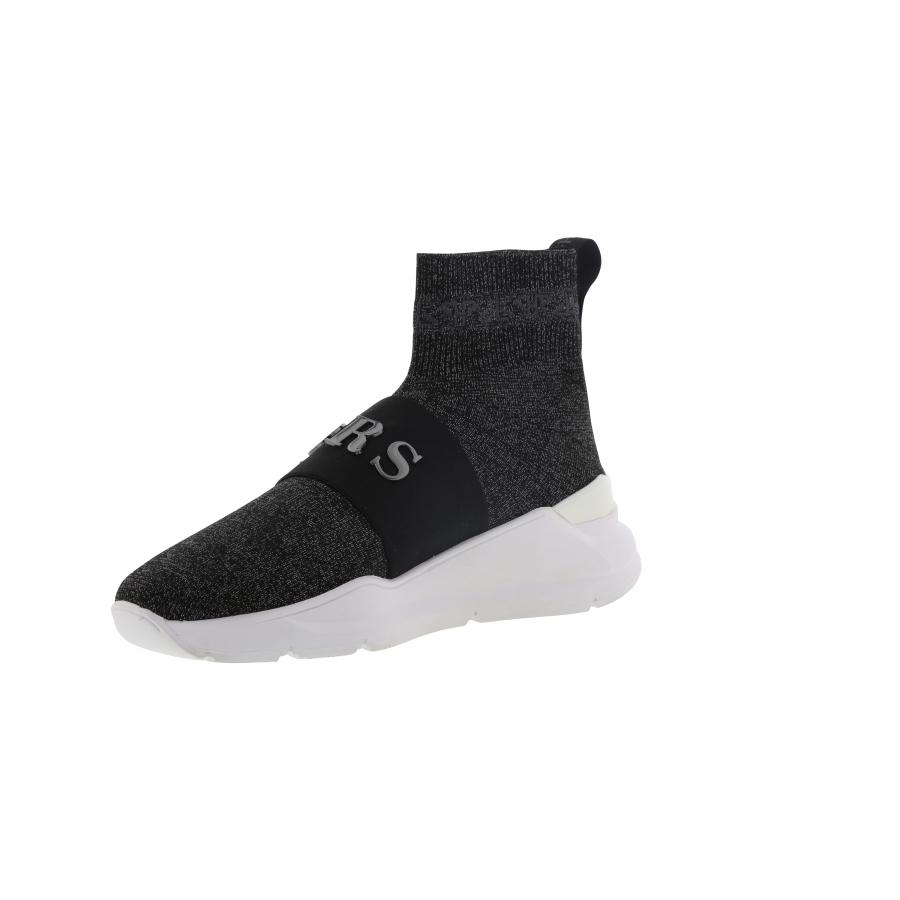 Sneakers Trocadéro Noir & Blanc