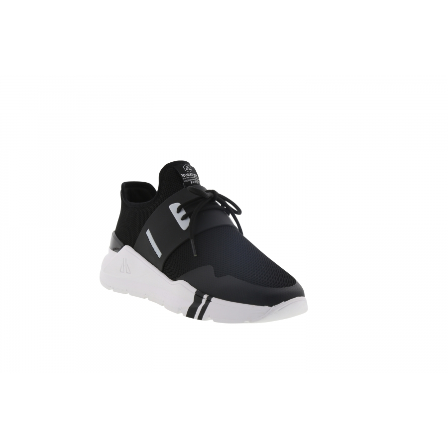 Sneakers Auteuil Black & White