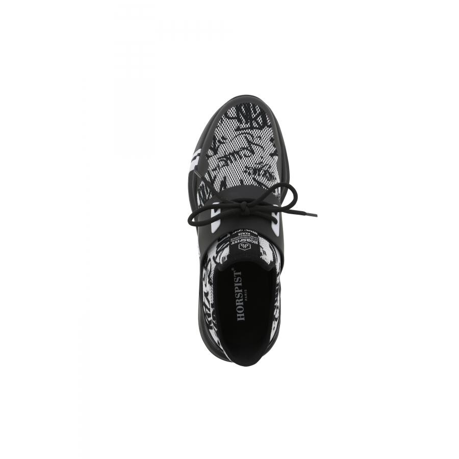 Sneakers Auteuil Graffiti