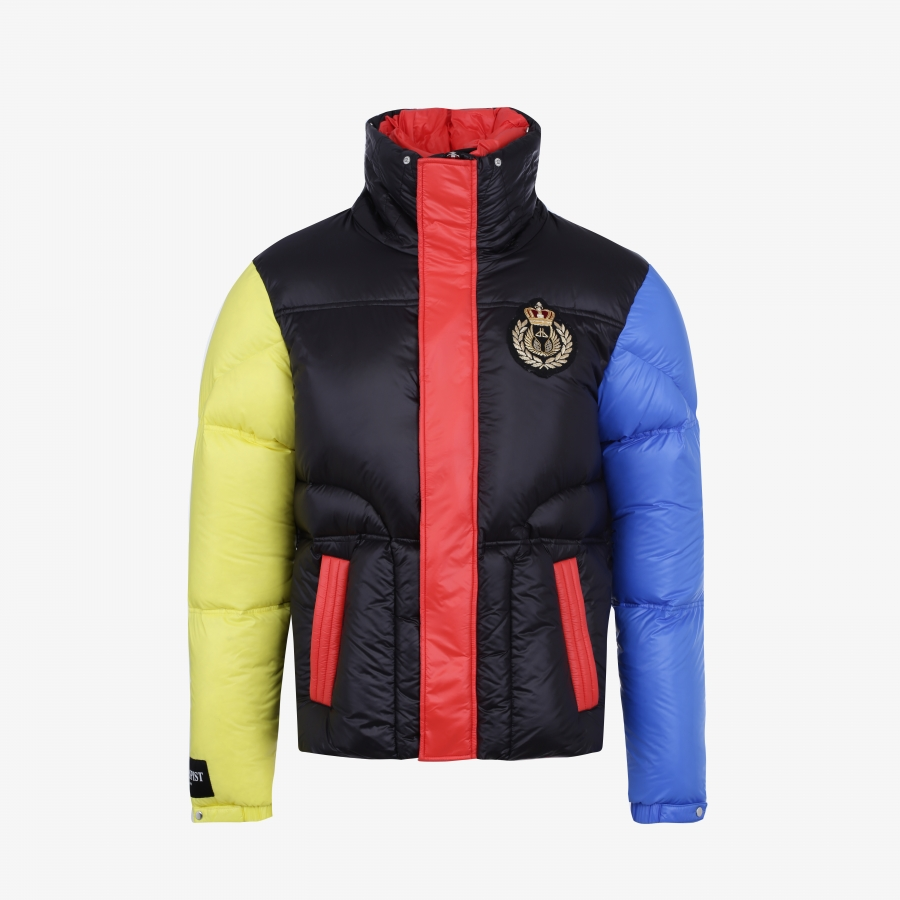 Down Jacket Cordoba Multicolor