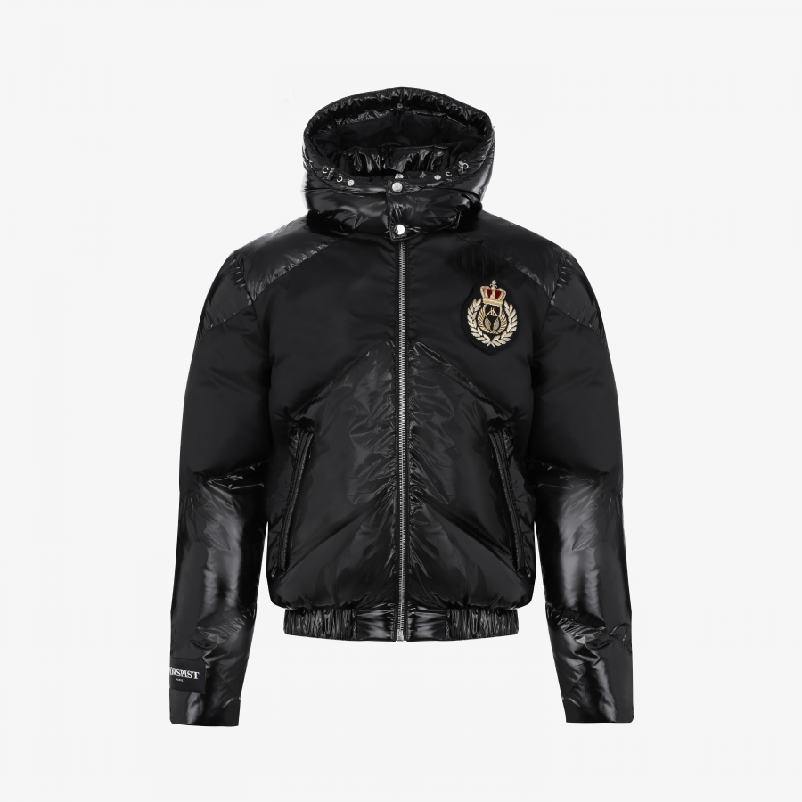Down Jacket Juan Black