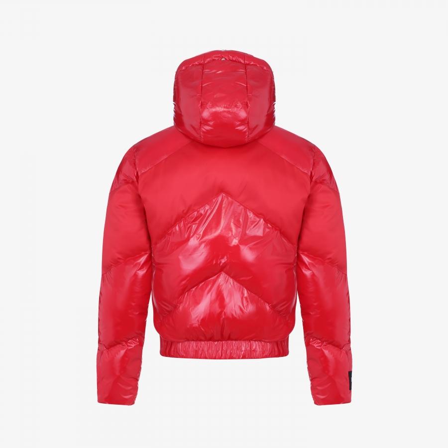 Down Jacket Juan Red