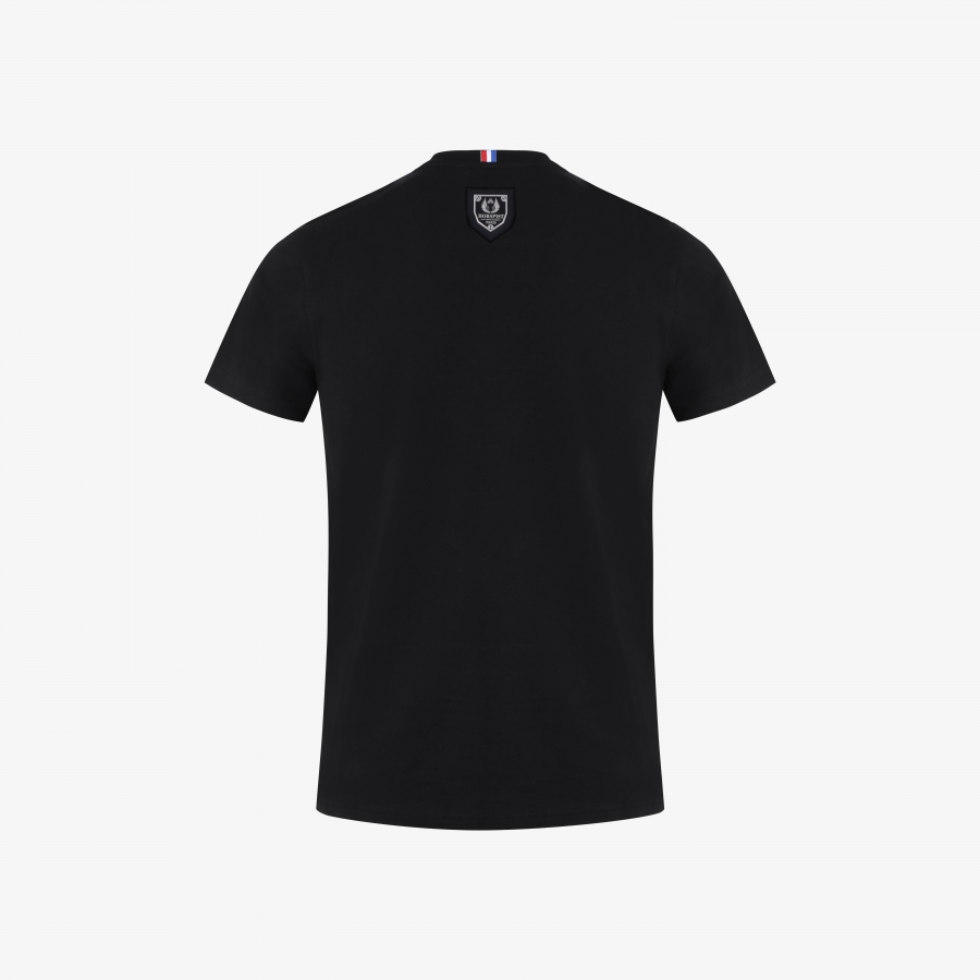 T-shirt Pirana Noir