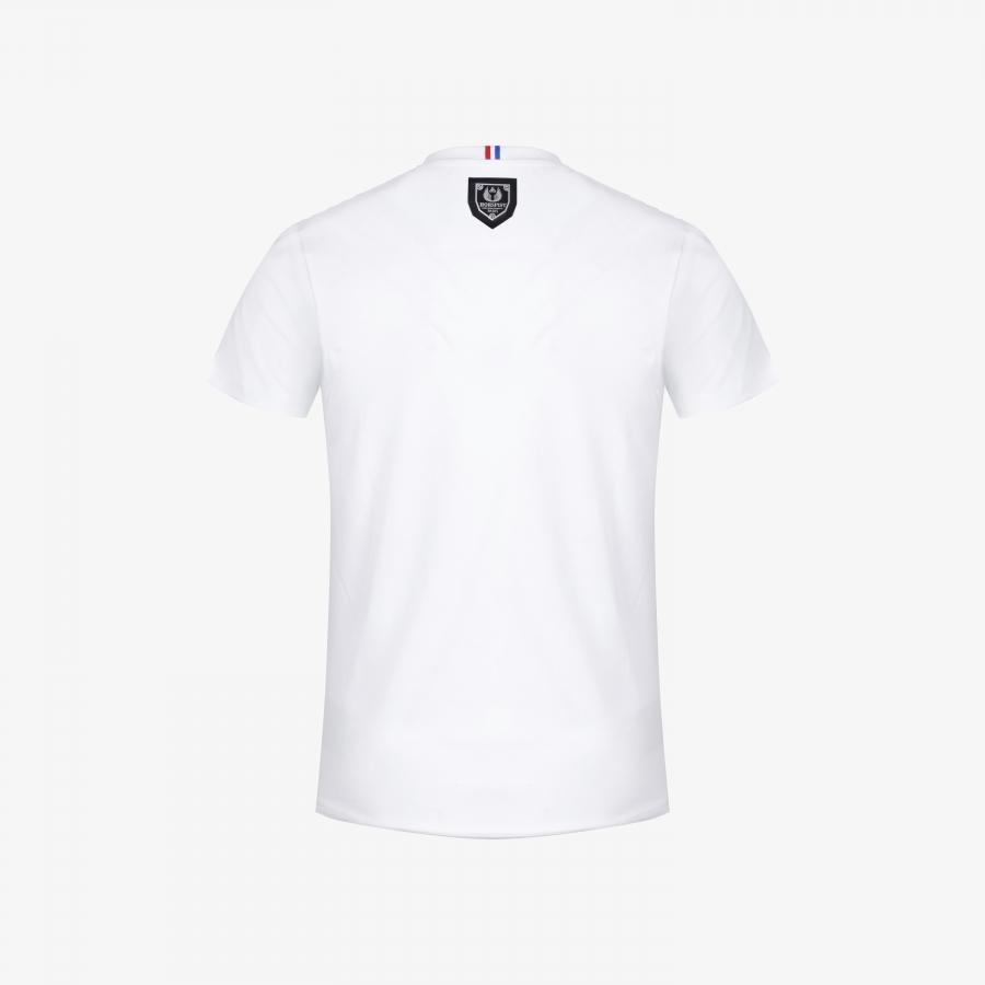 T-shirt Pirana Blanc
