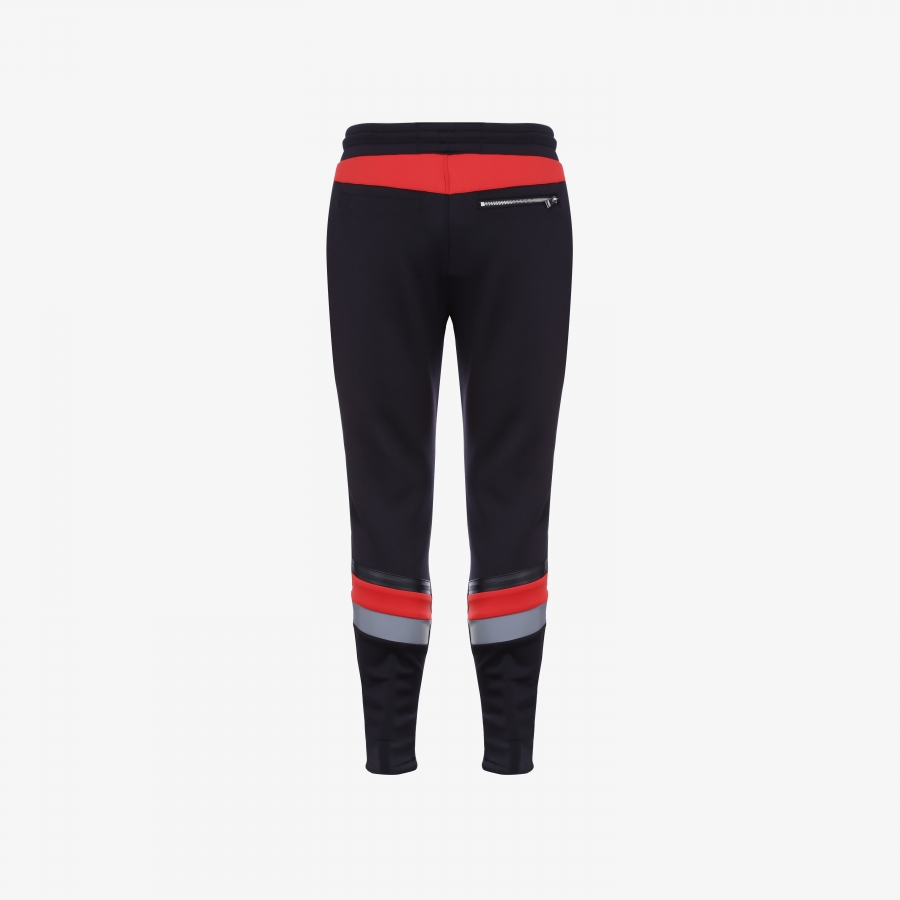 Jogging Havane Rouge