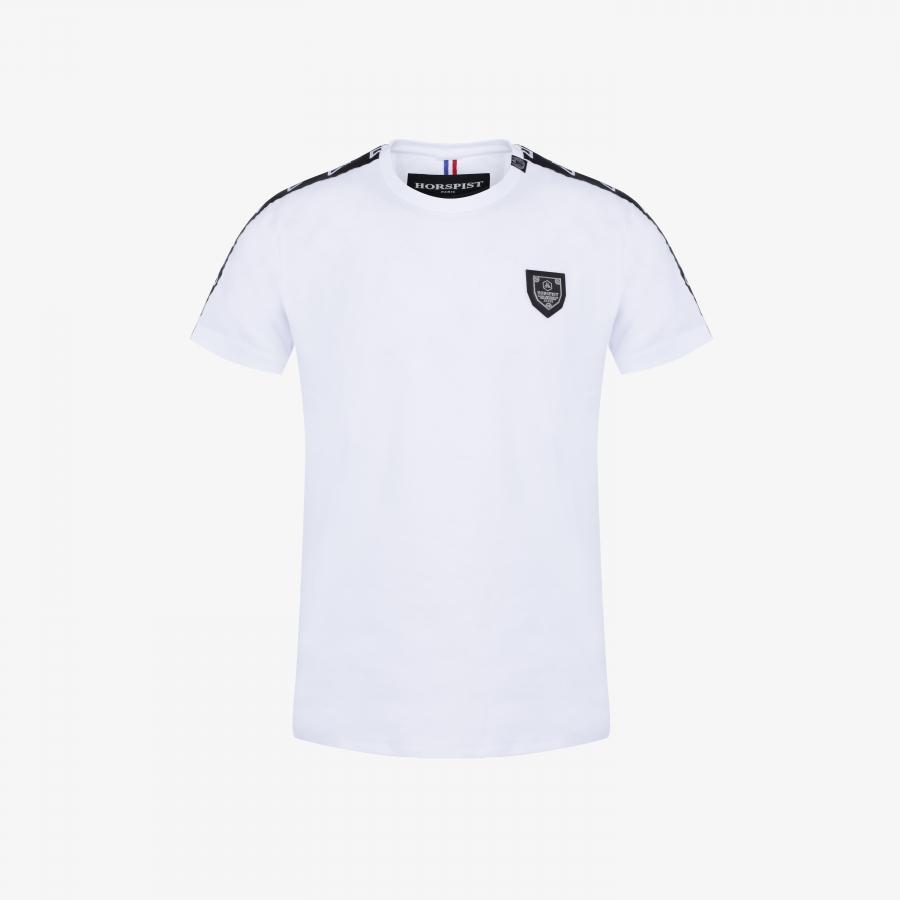 T-shirt Poggy White