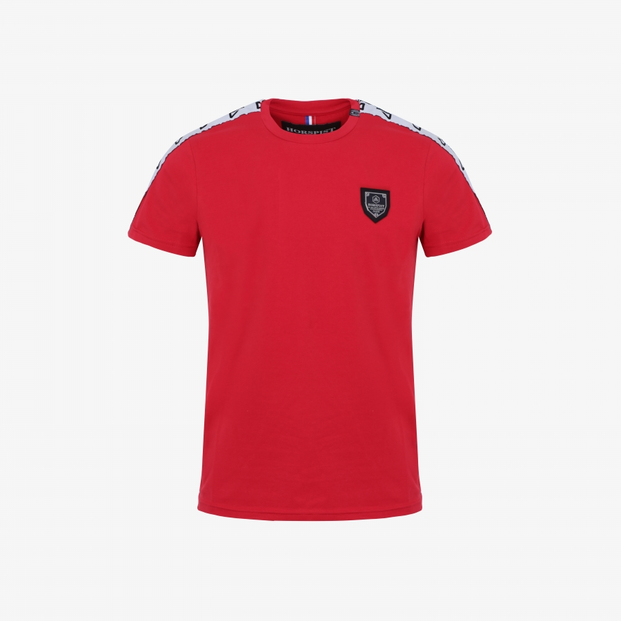 T-shirt Poggy Red