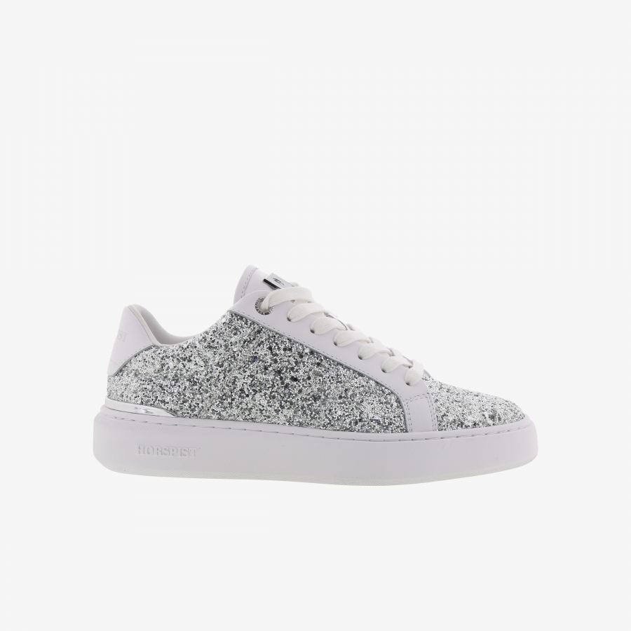 Sneakers Pigalle Argent