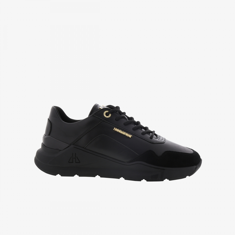 Sneakers Concorde Black & Gold