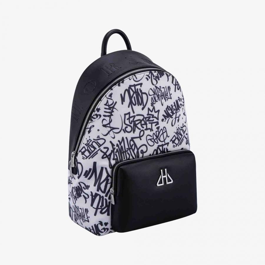Backpack Macao Graffiti