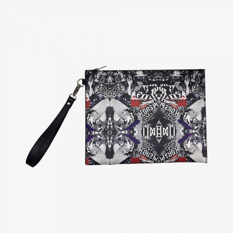 Clutch bag New York Jordao