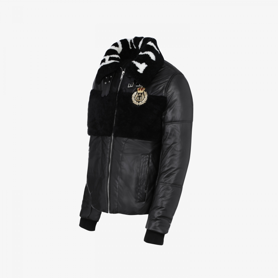 Jacket Acapulco Leather Black