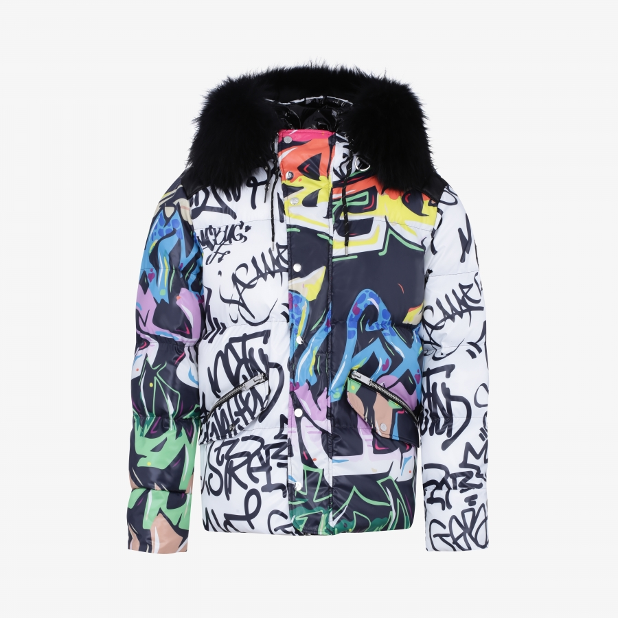 Down Jacket Santiago Wallstreet
