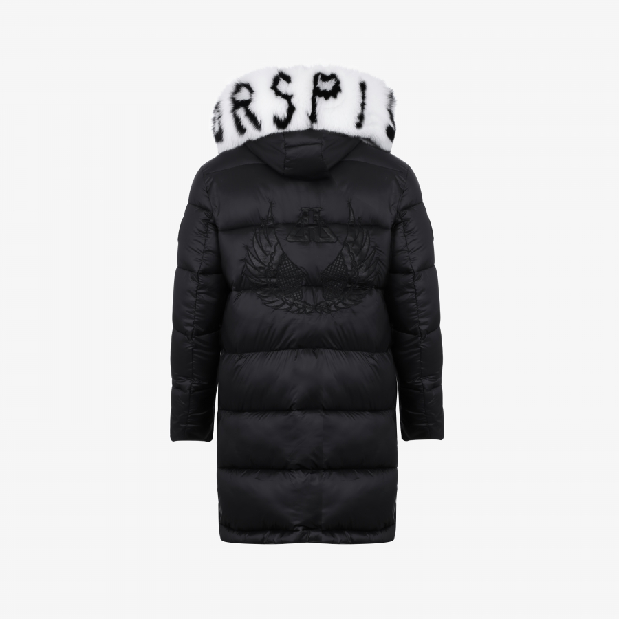 Down Jacket Vancover Black