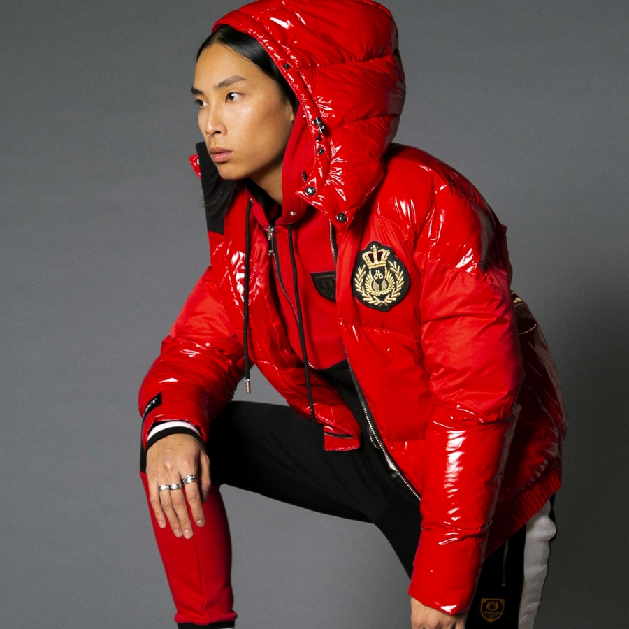 Down Jacket Juan Red