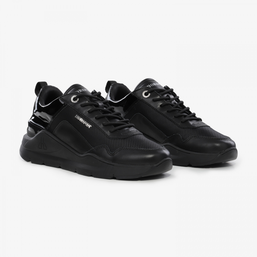 Sneakers Concorde Nylon Full Noir