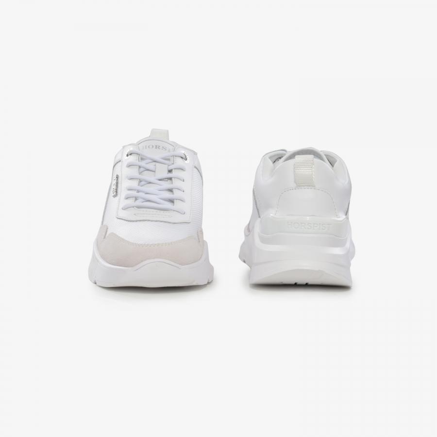 Sneakers Concorde Nylon Full Blanc