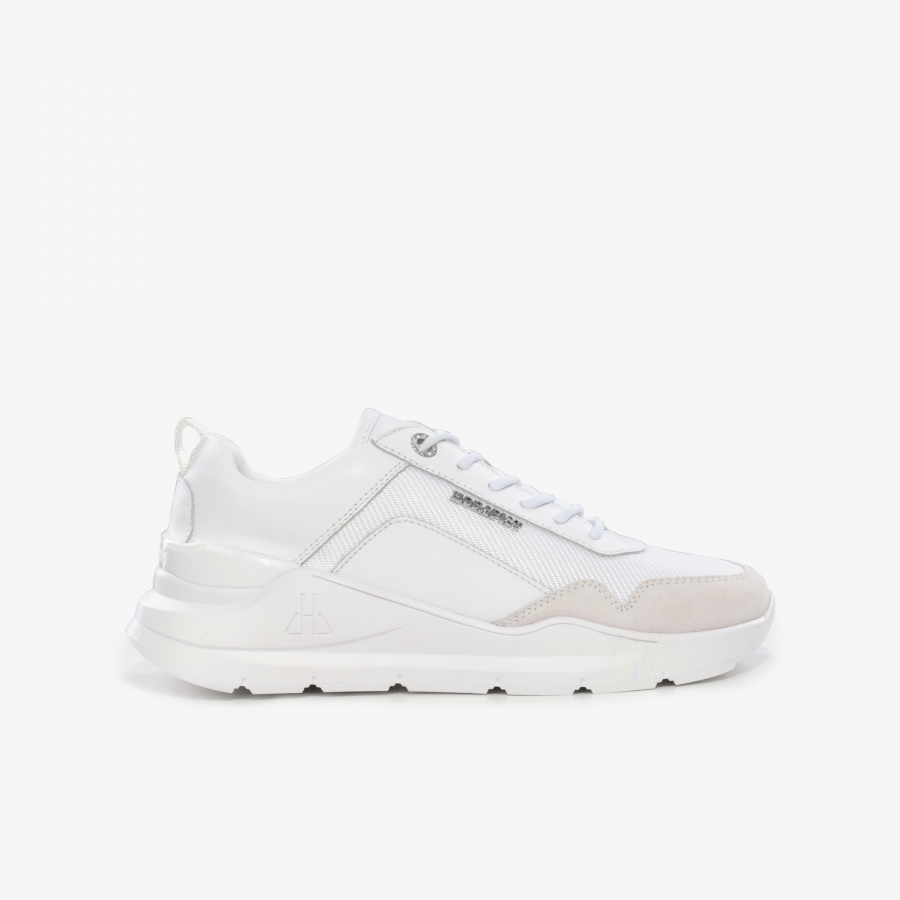 Sneakers Concorde Nylon Full Blanc