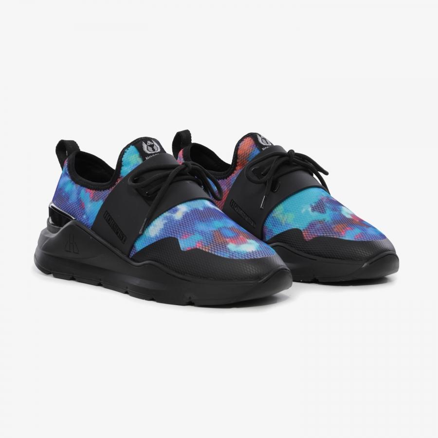 Sneakers Auteuil Aquarelle