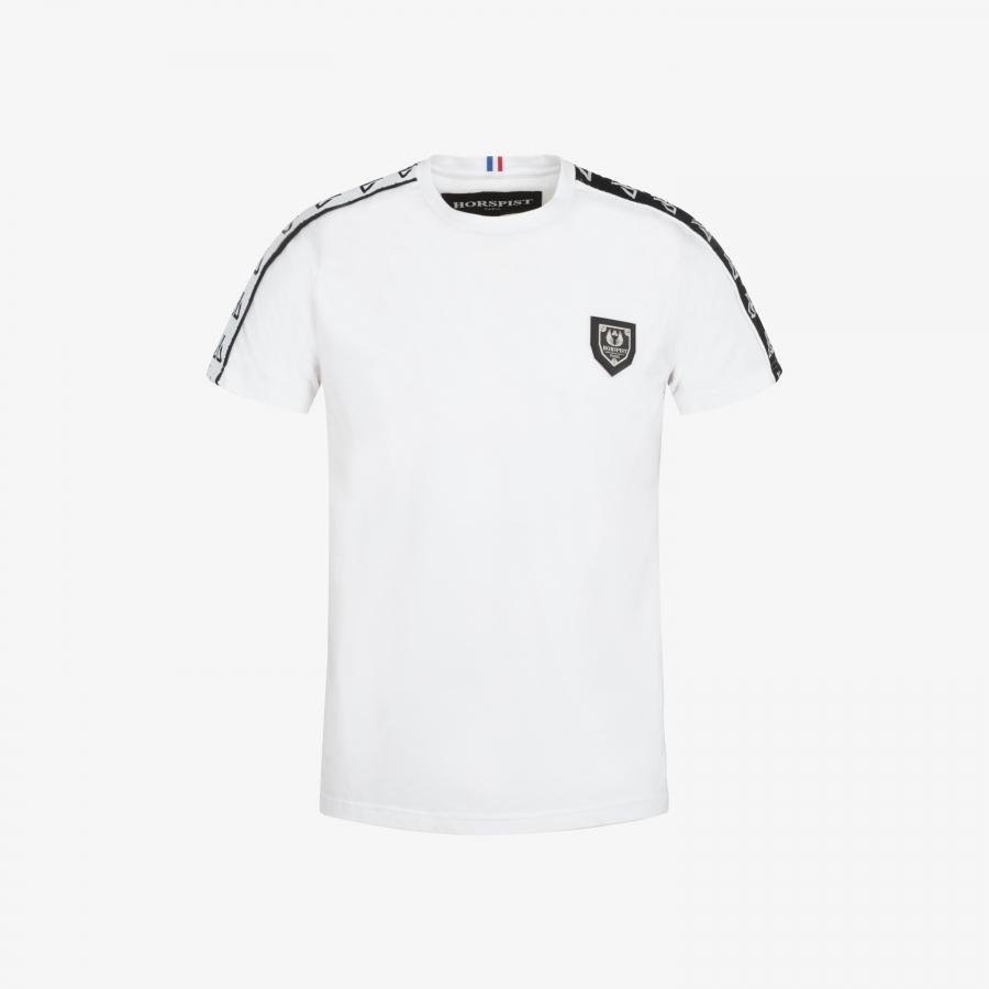 T-shirt Holy Blanc