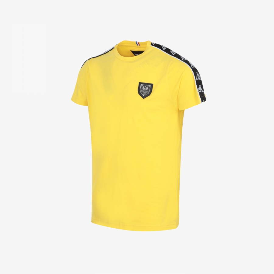 T-shirt Holy Jaune