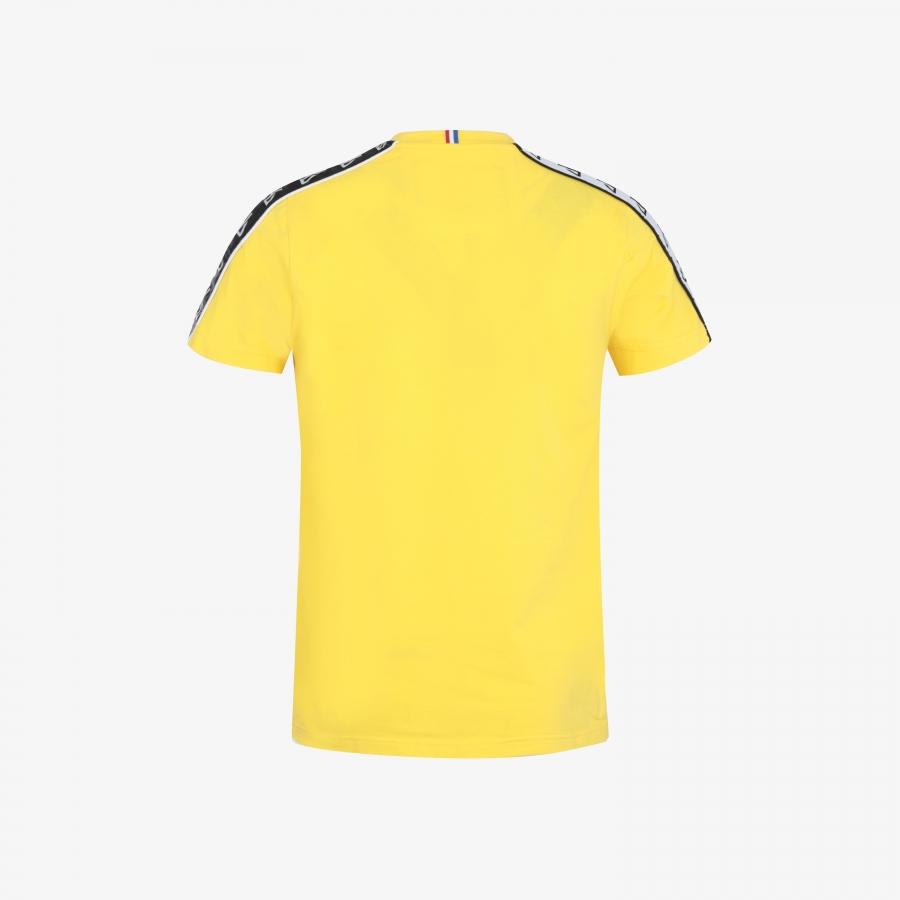 T-shirt Holy Jaune