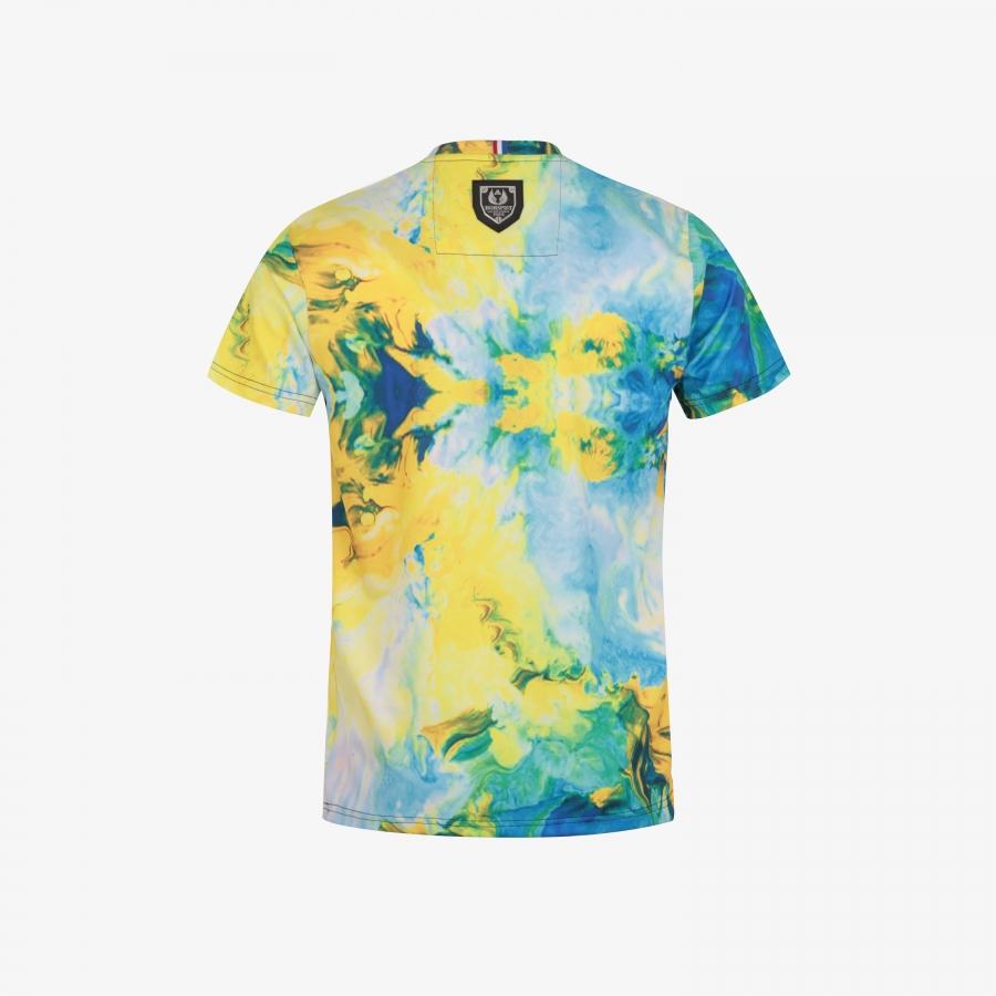 T-shirt Newton Aqua