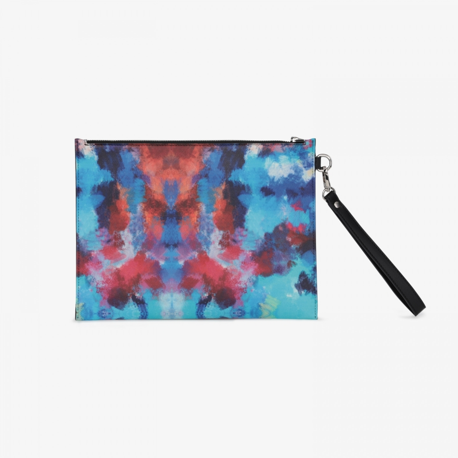 Clutch bag New York Aquarelle