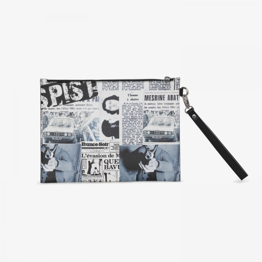 Pochette New York Mesrine