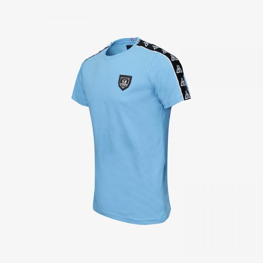 T-shirt Holy Turquoise