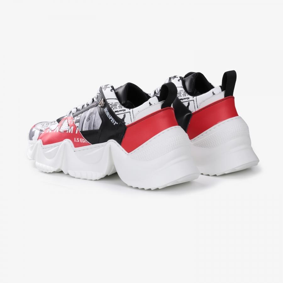 Sneakers Eiffel Mesrine