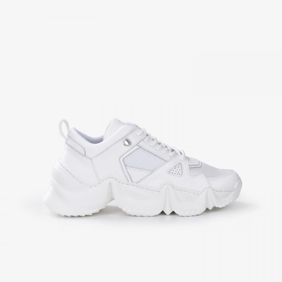 Sneakers Eiffel Full Blanc