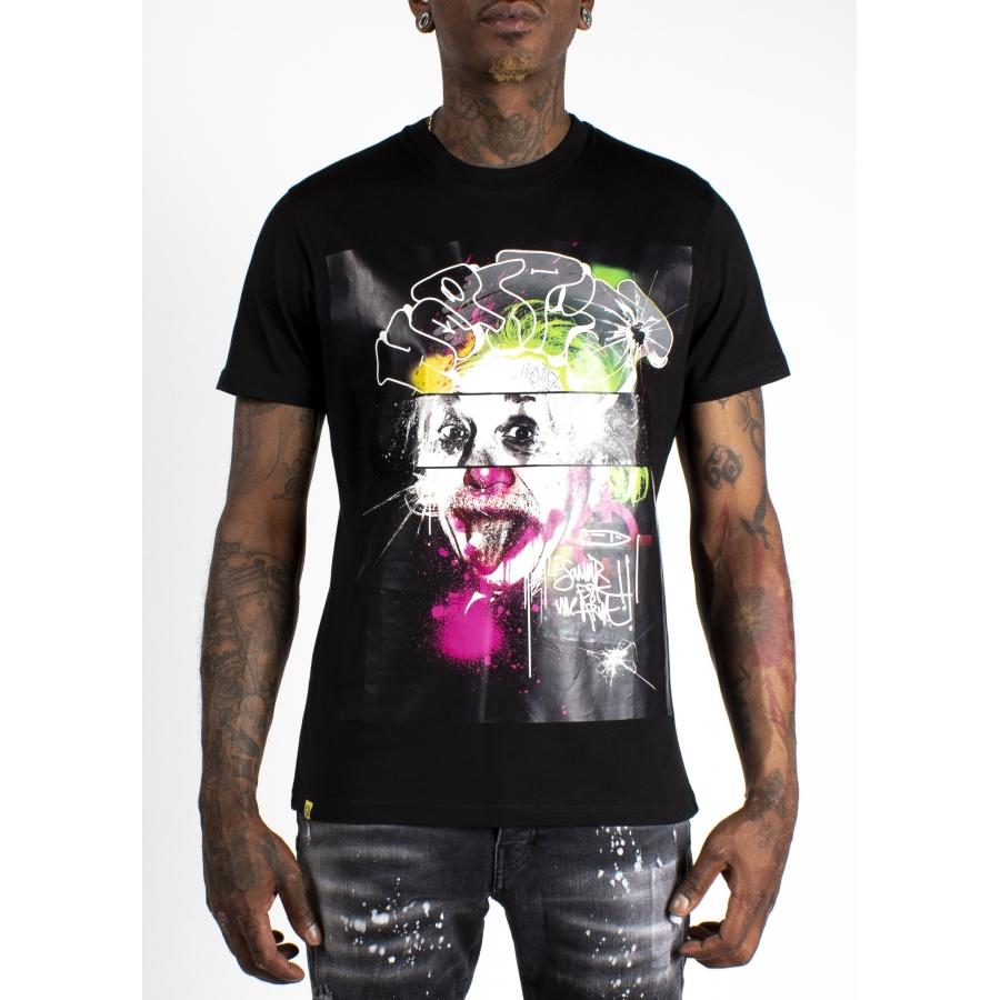 T-shirt Franky Black
