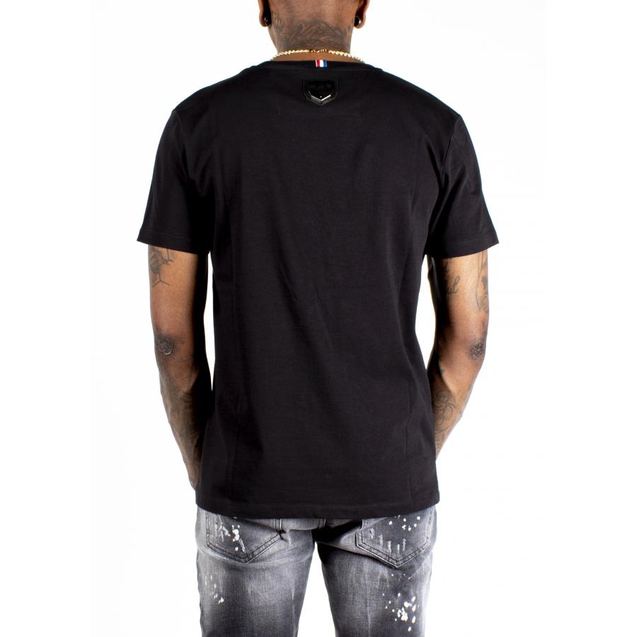 T-shirt Turtle Black