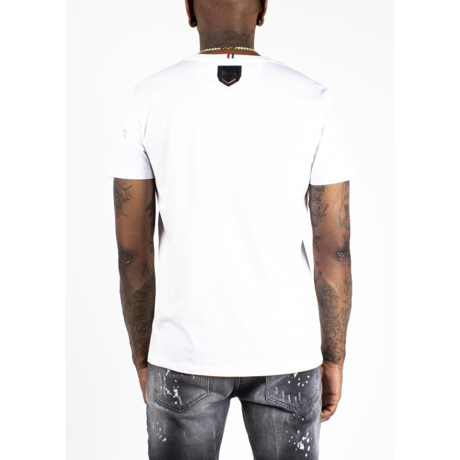 T-shirt Turtle White