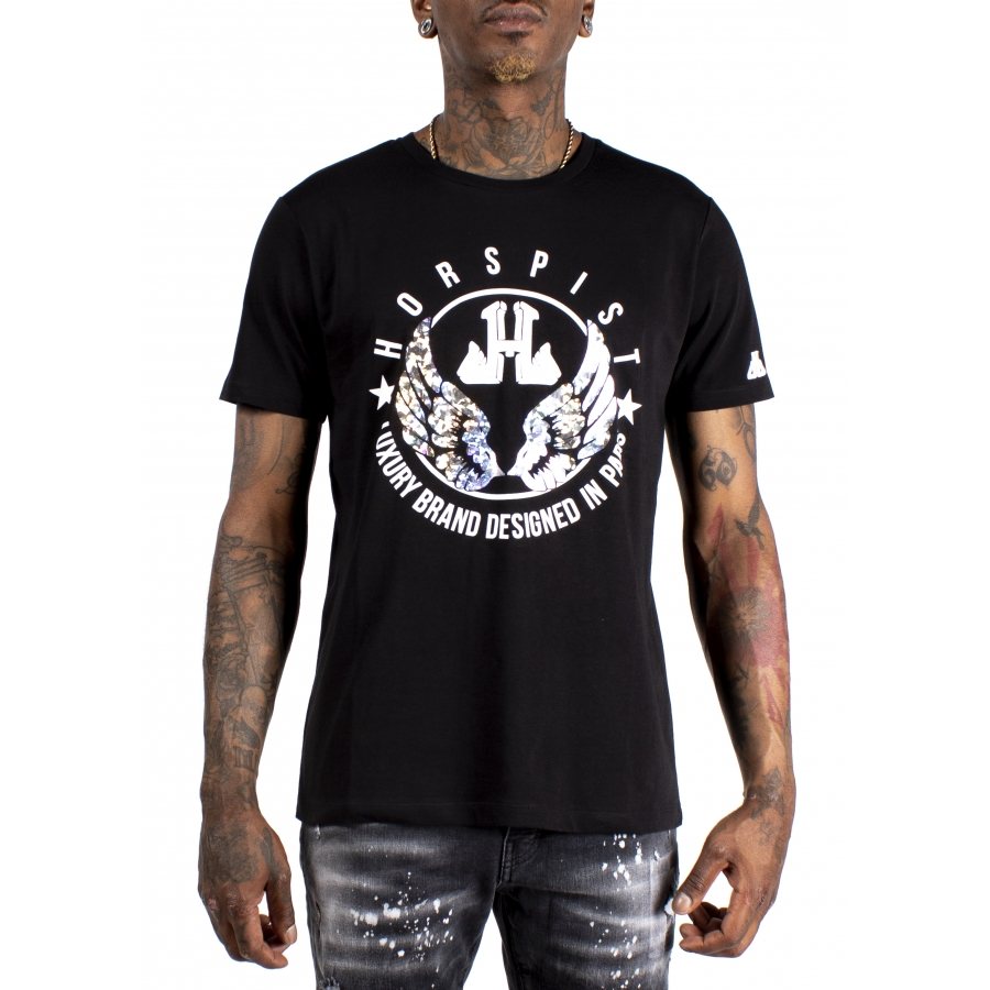 T-shirt Wings Black