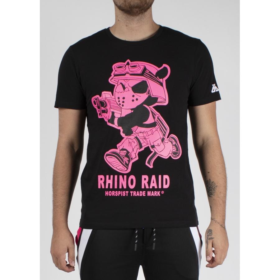 T-shirt Raid Noir