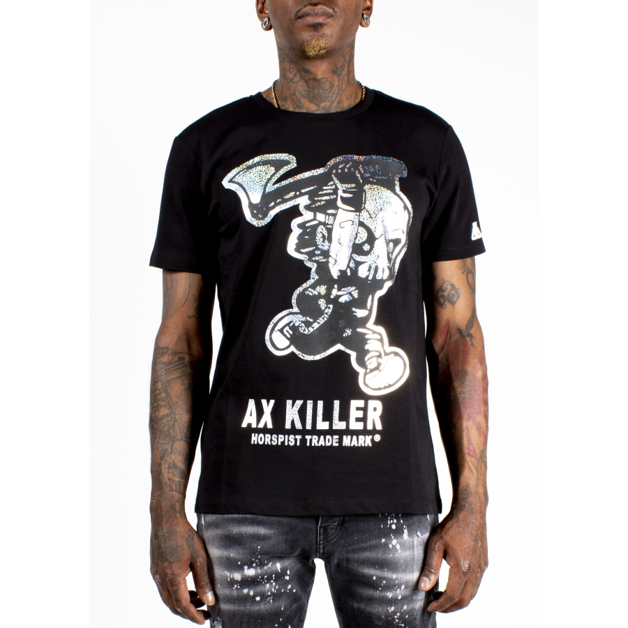 T-shirt Ax Black