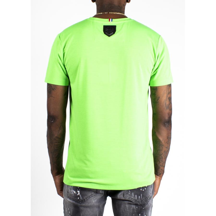T-shirt Bat Green