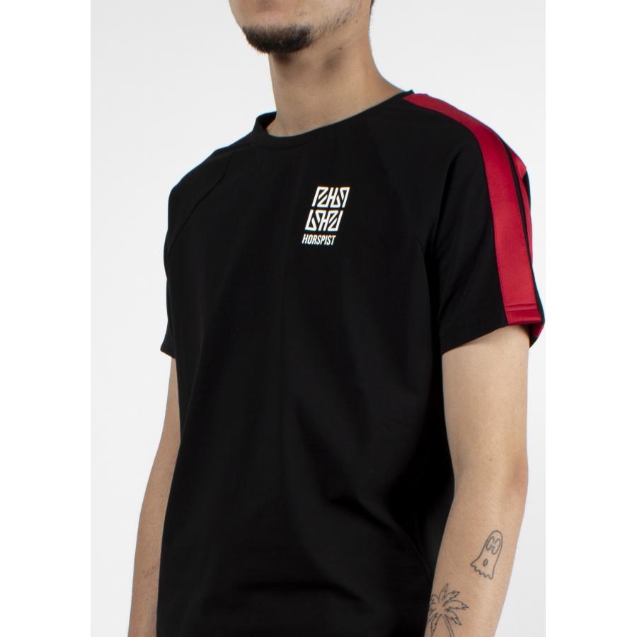 T-shirt Utah Rouge