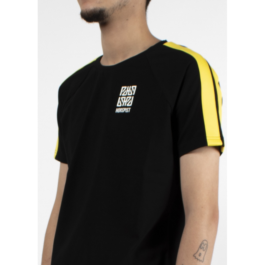 T-shirt Utah Yellow