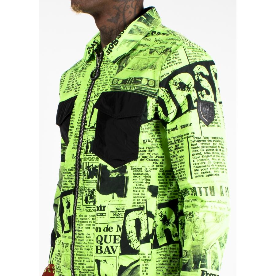 Jacket Dali Néon
