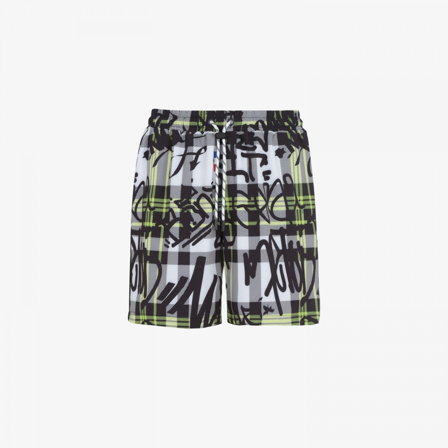 Short de plage Rasta Britain