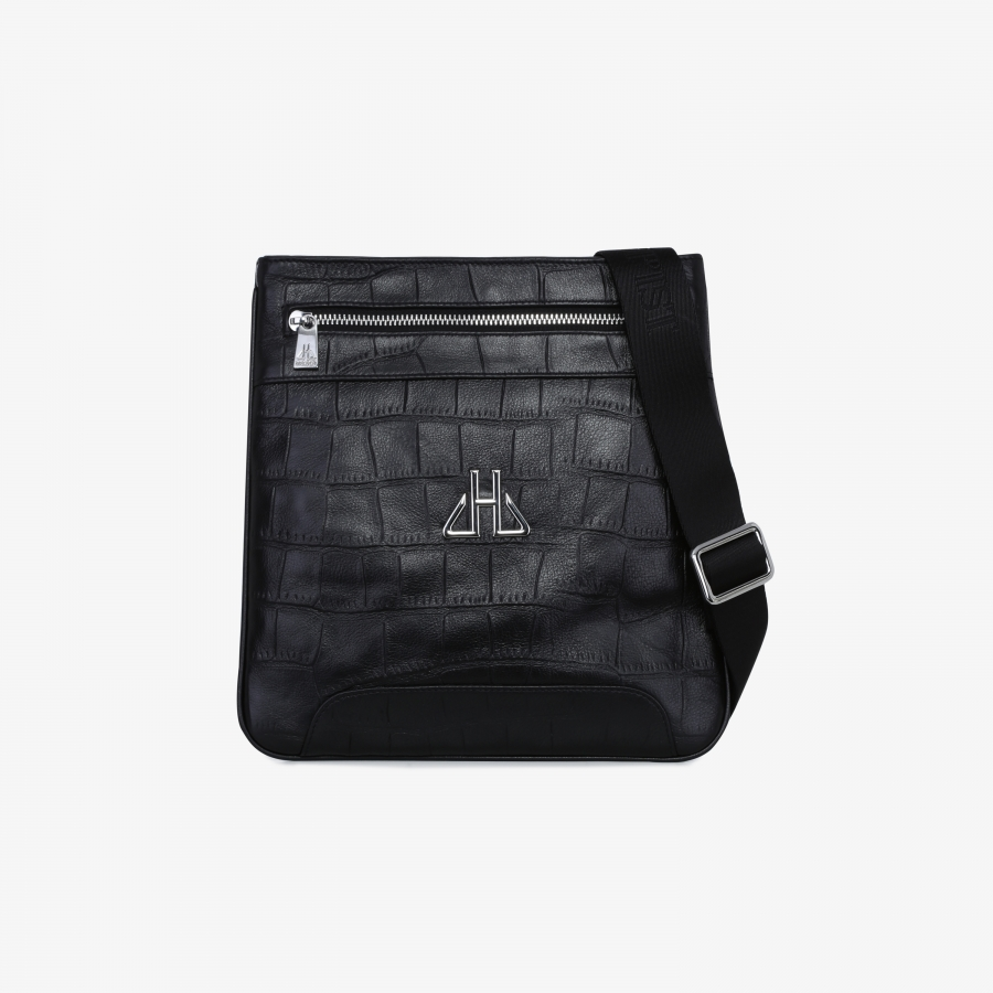 Crossbag Amsterdam Croco