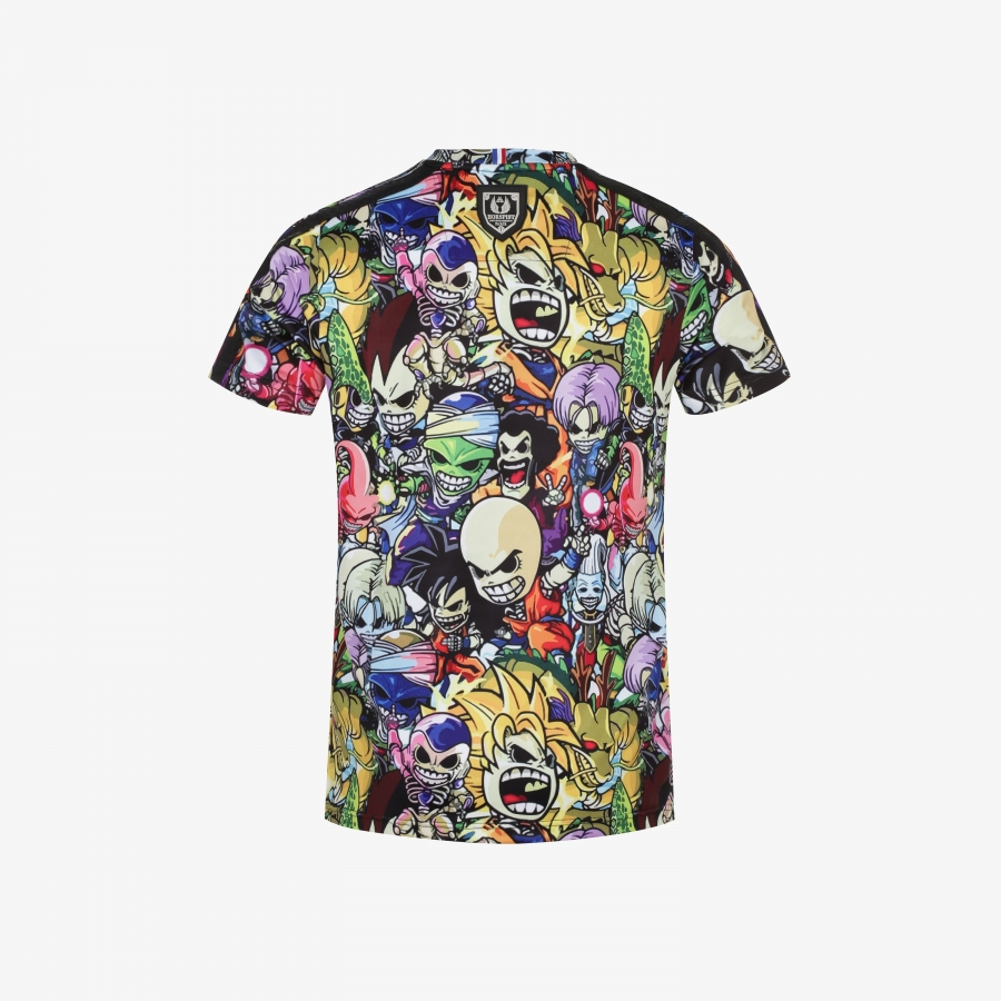 T-shirt Palm Manga