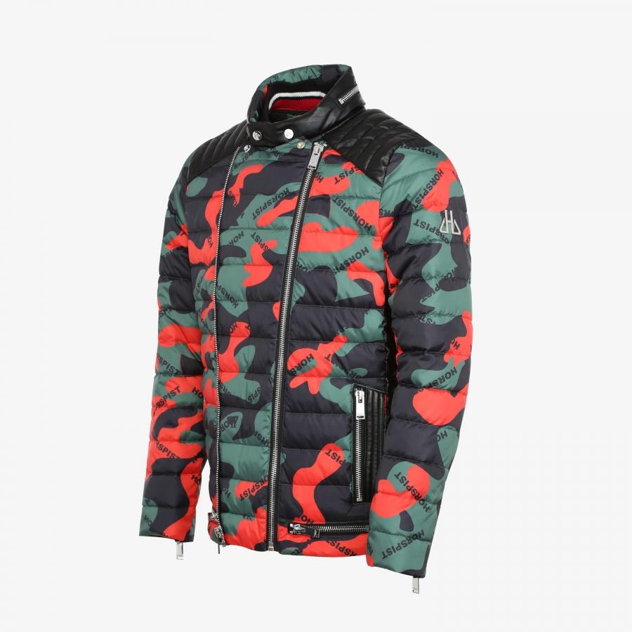 Jacket Philadelphie Camouflage