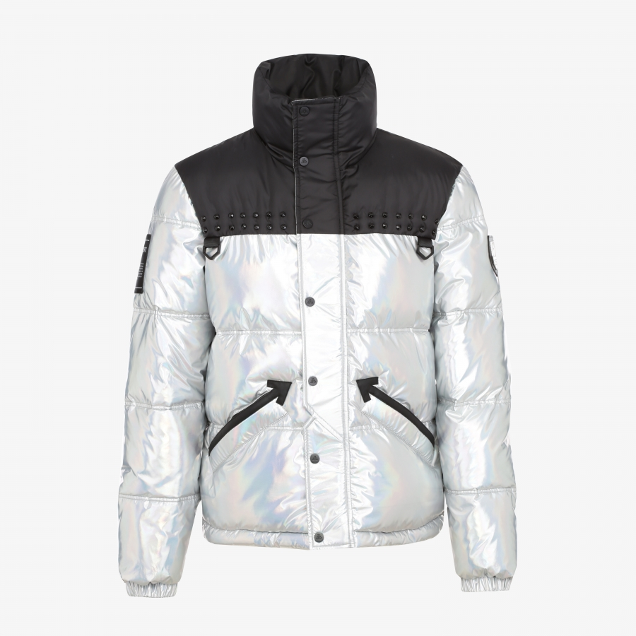 Down Jacket Denver Hologram