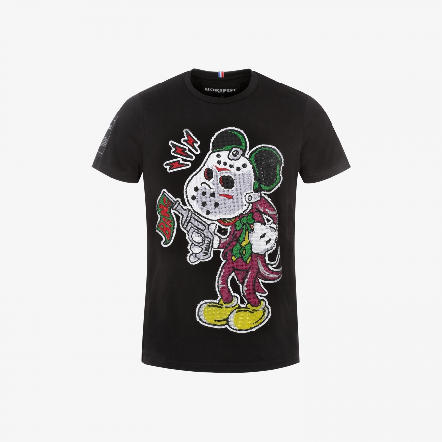 T-shirt Jocky Black