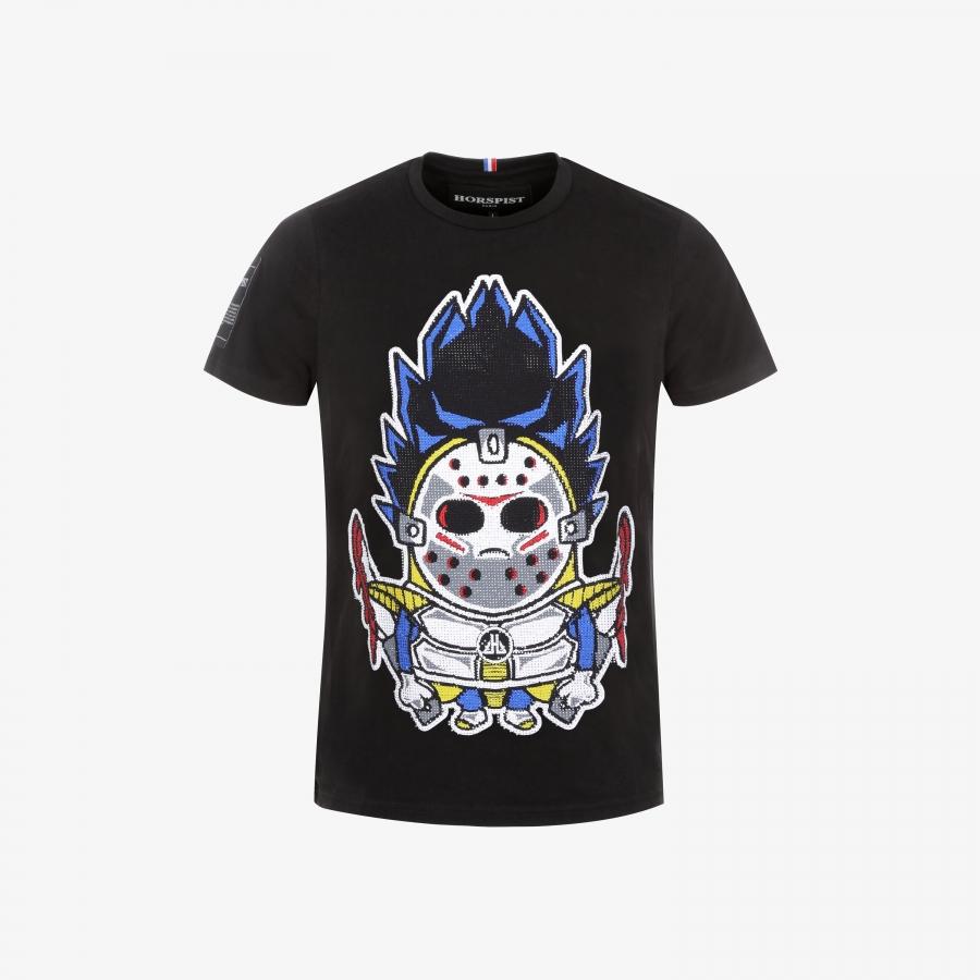 T-shirt Dylan Black